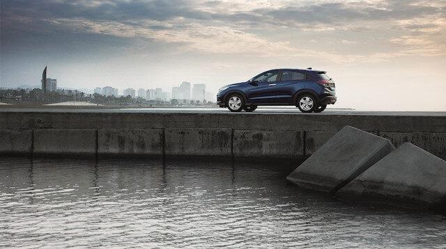 Honda HR-V Türkiye'de satışa çıkacak