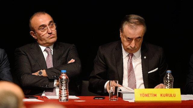 Galatasaray'da yüzleşme: Divan toplantısı başladı