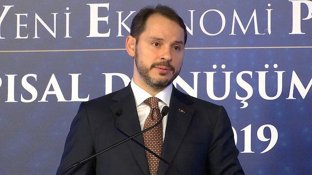 Hazine ve Maliye Bakanı Albayraktan BES ve kıdem tazminatı açıklaması