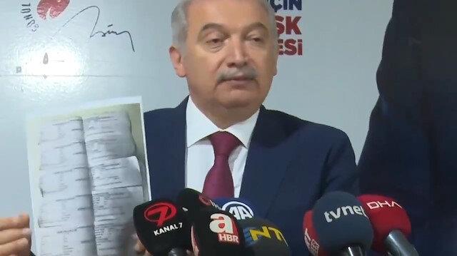 MHP ilçe başkanının evine de sahte seçmen kağıdı gönderilmiş