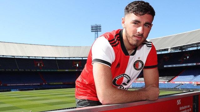 Devlerin peşinde koştuğu Orkuk Kökçü Feyenoord'da kaldı