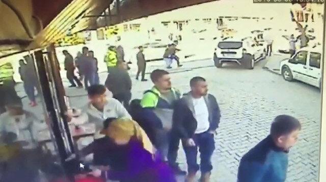 3 kişinin öldüğü çatışmanın görüntüleri ortaya çıktı