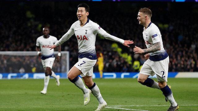 Tottenham 1-0 Manchester City (Geniş özet ve goller)