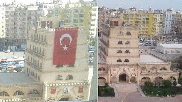 Kızıltepe Belediye binası