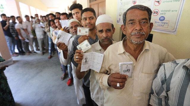 Hindistan'da 900 milyon seçmen oy kullanacak