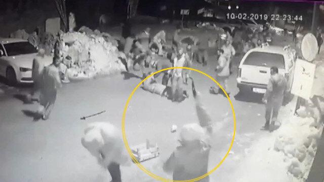 2 lira tuvalet parası için çıkan kavga meydan savaşına döndü: 1 ölü