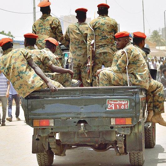 Sudan'da darbe