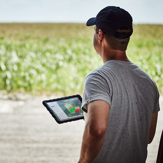 Technology eases farming 'drudgery' and risk as climate threats grow