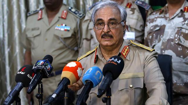 WSJ: Suudi Arabistan Hafter'e Trablus için yardım sözü verdi