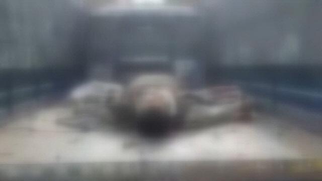Pakistanda pazar yerinde patlama meydana geldi