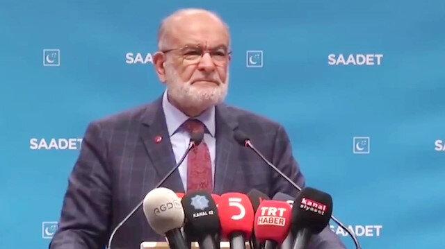 Temel Karamollaoğlu Çamlıca Camii'ni hedef aldı