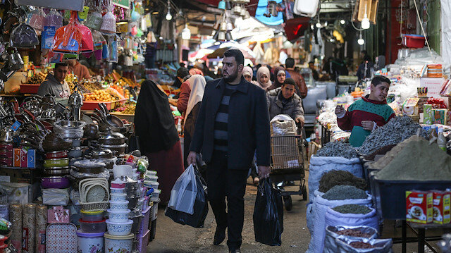 İsrail'in vergi kesintisi Filistin'in yükünü ağırlaştırıyor