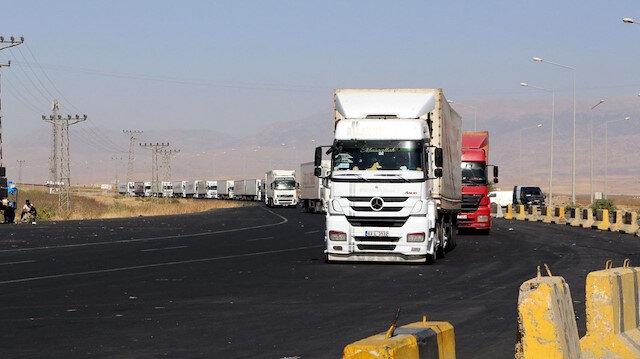 """İran'dan """"Irak'a ihracatta birinci sıradayız""""açıklaması"""