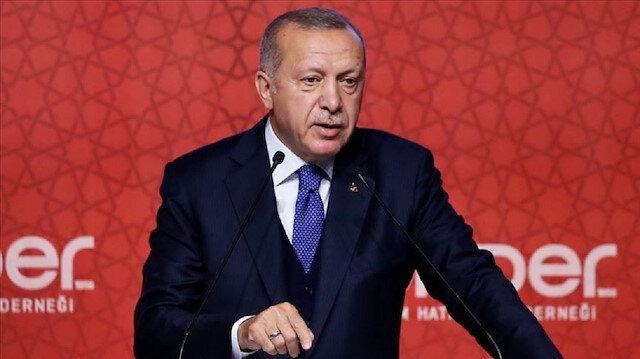 أردوغان يتلو رسالة بعثها من السجن لنجله في التسعينات