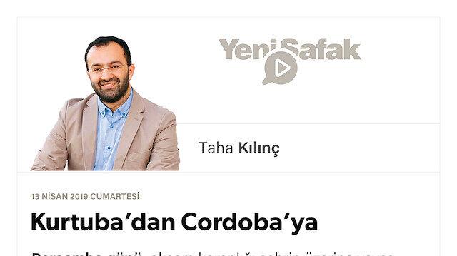 Kurtuba'dan Cordoba'ya