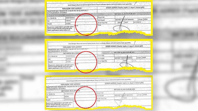 Büyükçekmece'deki seçmen hırsızı, binlerce adres değişim belgesini vatandaştan habersiz imzalarken bazılarında ise bu işlemi yapmaya gerek bile duymadı.