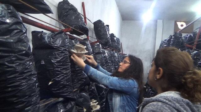 Kadın girişimciler mağazayı mantar tarlasına çevirdi
