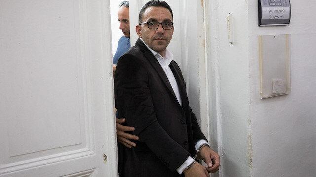 Kudüs Valisi'nin de aralarında bulunduğu 18 Filistinli gözaltına alındı