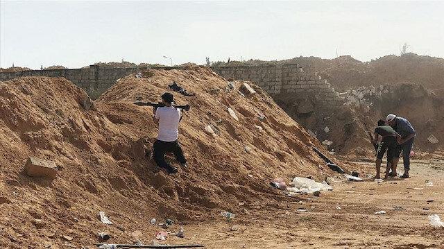 Arşiv: Libya