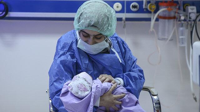 Bir annelik öyküsü: Kalbi solda organları ters