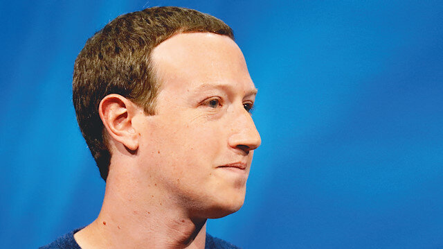 Facebook, kurucusu ve Yönetim Kurulu Başkanı Mark Zuckerberg