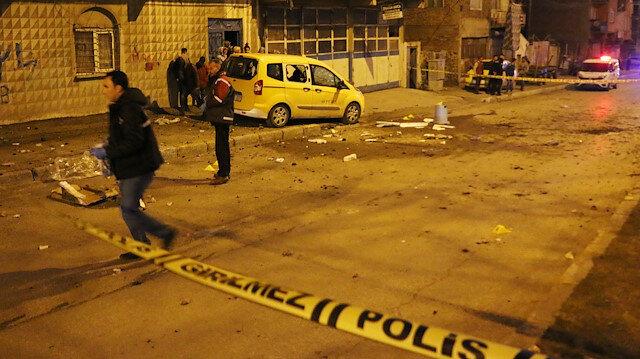 Akrabalar arasında silahlı kavga: 7 gözaltı