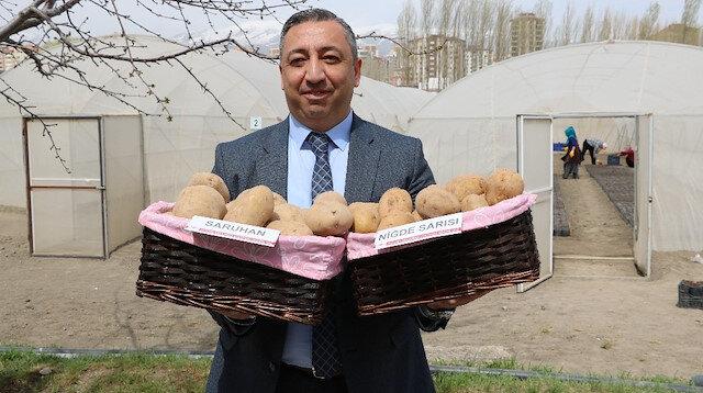 2 milli patates çeşidi daha tescillendi