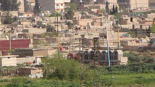 """"""" ي ب ك"""" الإرهابية تواصل حفر الأنفاق في شمالي شرقي سوريا"""