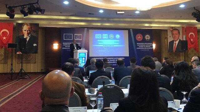 Siber suçlarda işbirliği çalıştayı düzenlendi