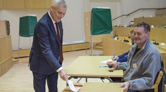 Finlandiya'da seçimleri Demokratlar birinci oldu.