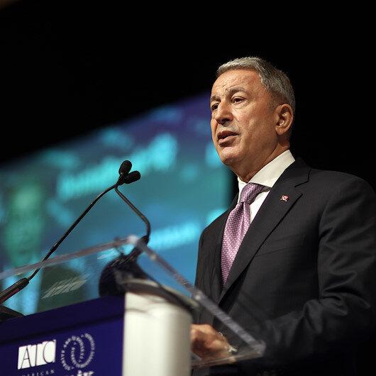 Bakan Akar: ABD'den FETÖ konusunda somut adım atmasını bekliyoruz
