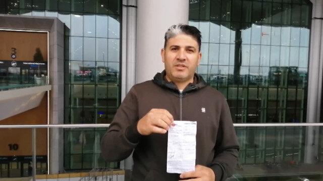 Havalimanından Aksaray'a giden turistten bin 200 lira ücret aldılar