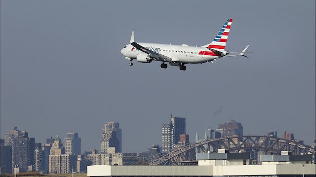 American Airlines 737 MAX uçuş iptallerini uzattı