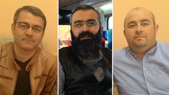 Abdullah - Mehmet - Hasan Harmancı