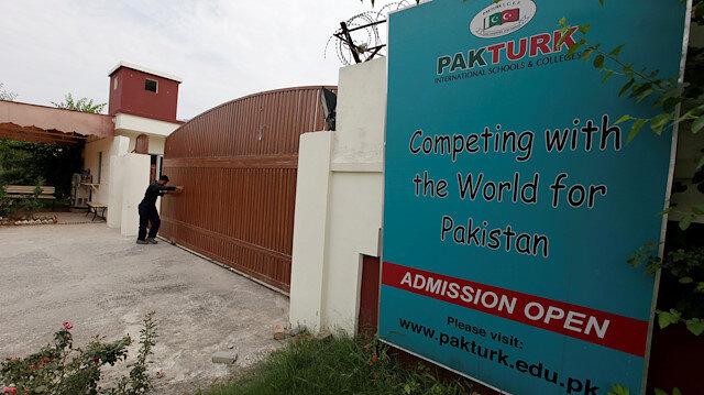 TMV, ocak ayından önce İslamabad'daki merkez yerleşkesini, ardından da en çok okulun bulunduğu Pencap eyaletindeki okulları devralmıştı.