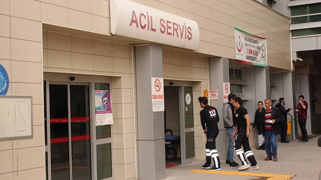 1300 kişi hastaneye başvurunca valilik kentte alarma geçti