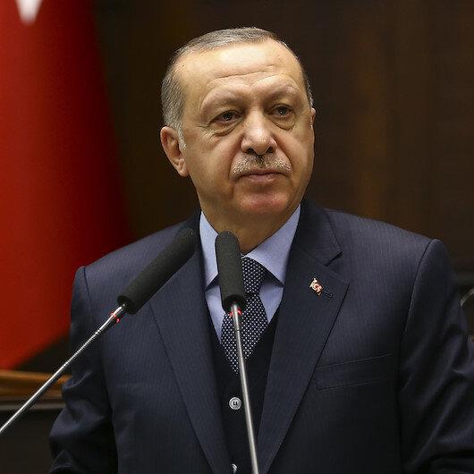 Erdoğan'dan Notre Dame Katedrali yangınına ilişkin açıklama
