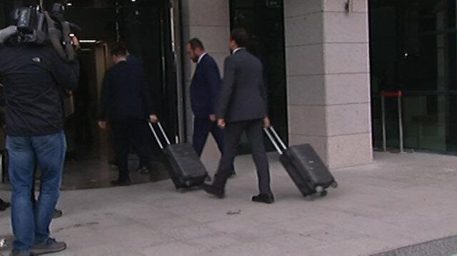 İtiraz dilekçesi YSKya 3 bavul ile teslim edildi
