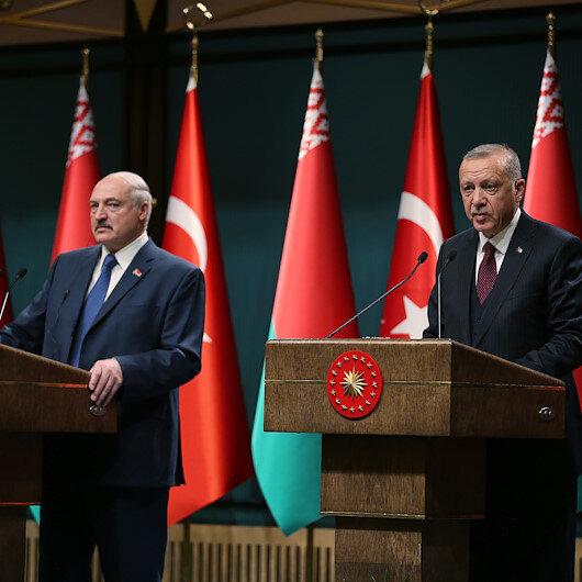 Erdoğan: Belarus FETÖ ile mücadelede bizi yalnız bırakmadı