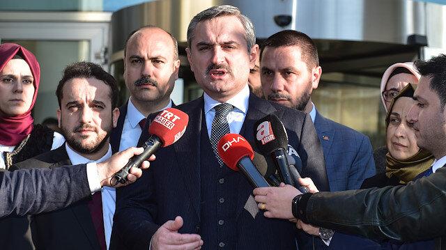 AK Parti'den 'mazbata' başvurusu