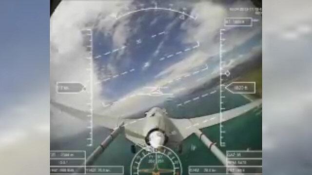 Deniz Kuvvetlerinin Bayraktar SİHAsı ilk uçuşunu yaptı