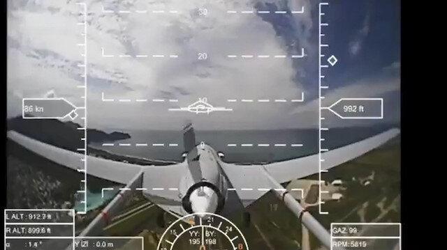 SİHA ilk test uçuşunu başarıyla tamamladı