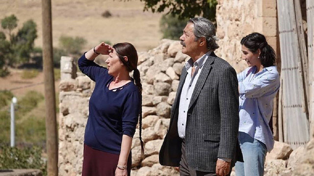 Vahide Perçin ve Kadir İnanır