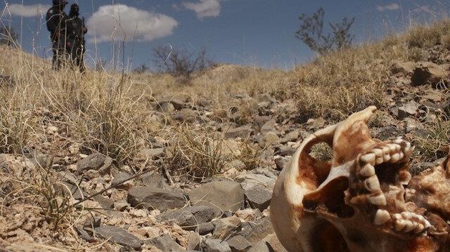 Meksika'da gizli mezarlar genellikle uyuşturucu çeteleri tarafından kurbanlarının cesetlerini saklamak için kullanılıyor.