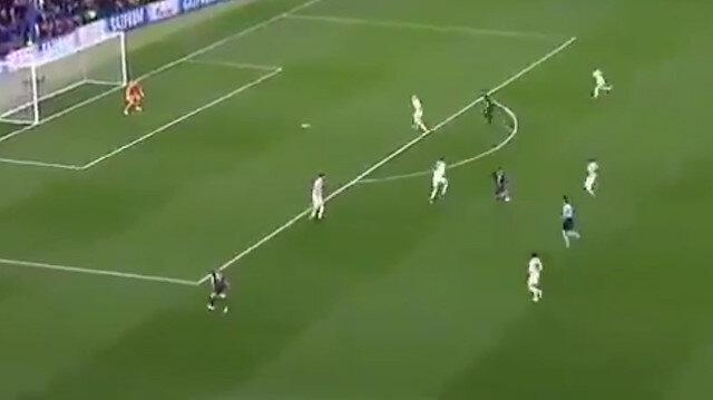 Coutinho'dan muhteşem gol