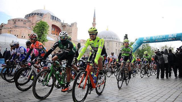 55. Cumhurbaşkanlığı Bisiklet Turu başladı