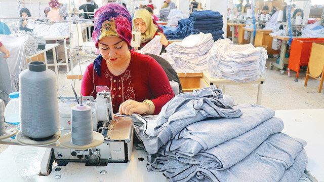 Tekstilin yeni merkezi Ağrı