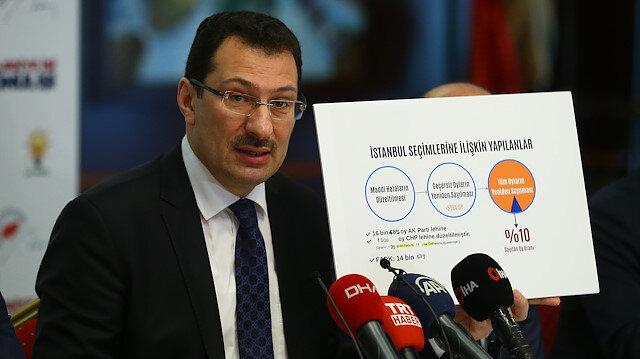 AK Partiden seçimlere ilişkin yolsuzluk açıklaması