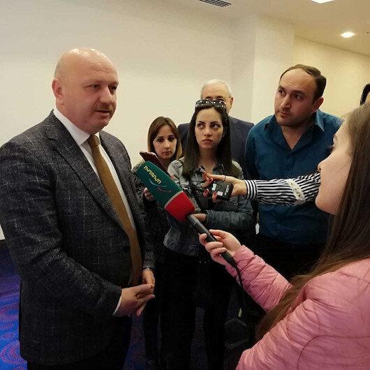 Gündoğdu'dan Ermeni basınına ayar üstüne ayar