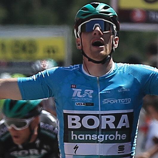 Tour of Turkey: Bennett sprints for Stage 2 win